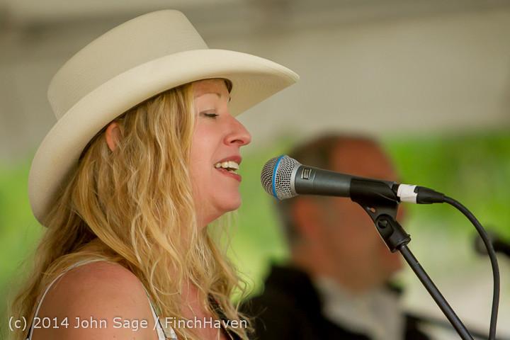 3444 Allison Shirk Band Ober Park Sunday 072014