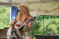 3446 Allison Shirk Band Ober Park Sunday 072014