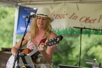 3450 Allison Shirk Band Ober Park Sunday 072014