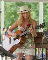 3455 Allison Shirk Band Ober Park Sunday 072014