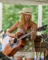 3457 Allison Shirk Band Ober Park Sunday 072014