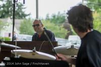 3465 Allison Shirk Band Ober Park Sunday 072014