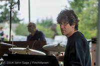 3477 Allison Shirk Band Ober Park Sunday 072014