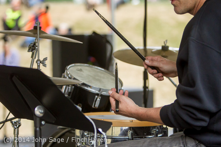 3479 Allison Shirk Band Ober Park Sunday 072014