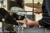 3481 Allison Shirk Band Ober Park Sunday 072014