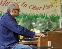 3486 Allison Shirk Band Ober Park Sunday 072014