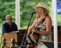 3502 Allison Shirk Band Ober Park Sunday 072014