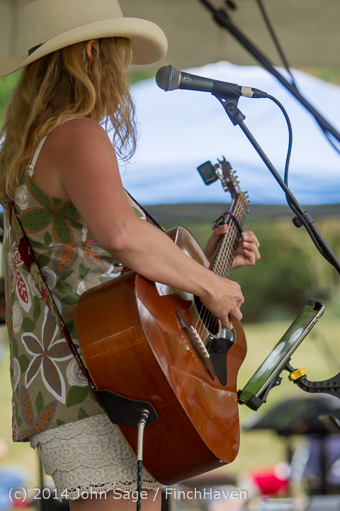 3526 Allison Shirk Band Ober Park Sunday 072014