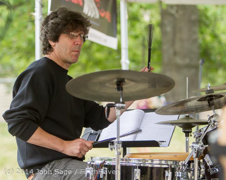 3539 Allison Shirk Band Ober Park Sunday 072014