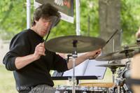 3545 Allison Shirk Band Ober Park Sunday 072014