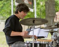 3550 Allison Shirk Band Ober Park Sunday 072014