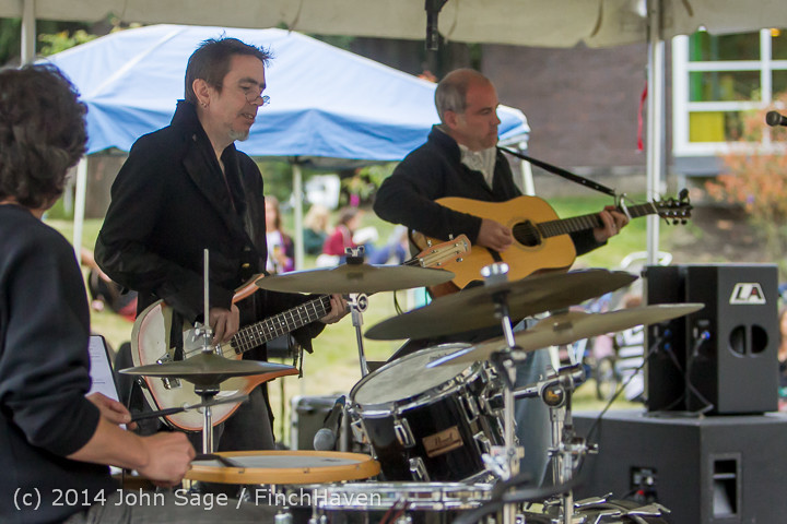 3558 Allison Shirk Band Ober Park Sunday 072014