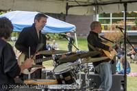 3562 Allison Shirk Band Ober Park Sunday 072014