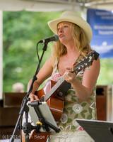 3585 Allison Shirk Band Ober Park Sunday 072014