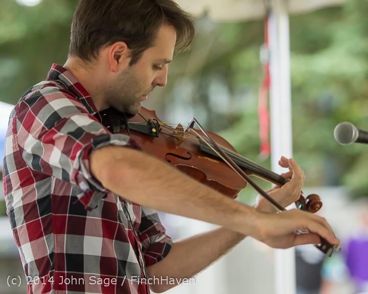 3598 Allison Shirk Band Ober Park Sunday 072014