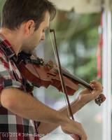 3601 Allison Shirk Band Ober Park Sunday 072014
