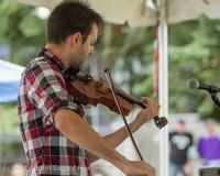 3605 Allison Shirk Band Ober Park Sunday 072014