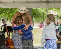 3639 Allison Shirk Band Ober Park Sunday 072014