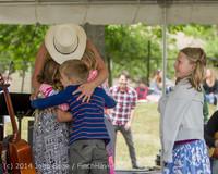 3641 Allison Shirk Band Ober Park Sunday 072014