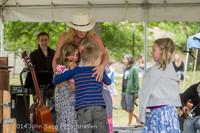 3644 Allison Shirk Band Ober Park Sunday 072014