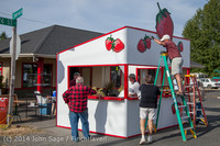 7643 Friday Walkabout Strawberry Festival 2014 071814