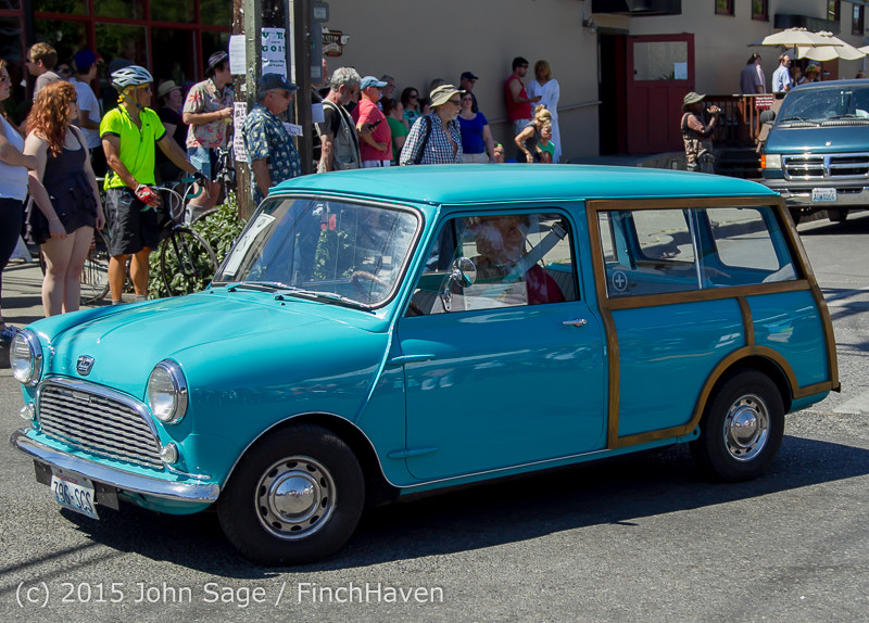 23872 Tom Stewart Memorial Car Parade 2015 071915