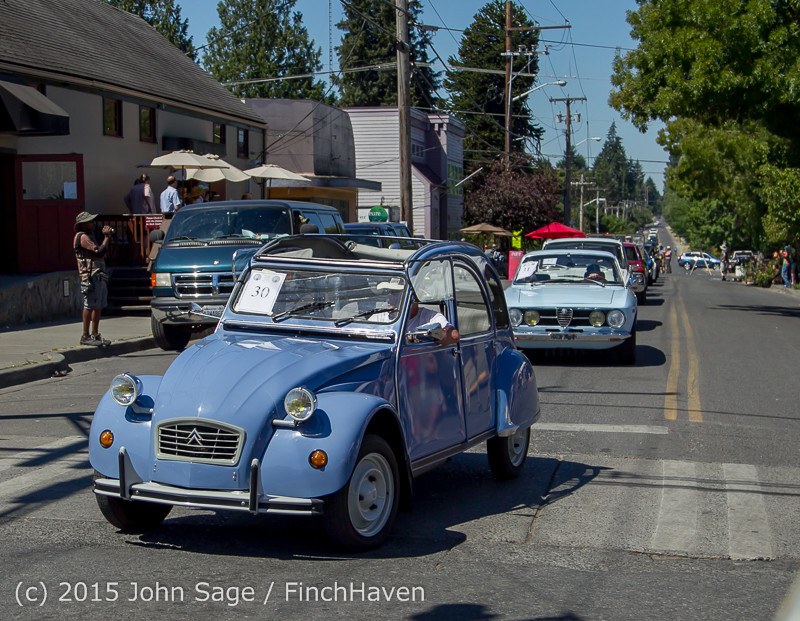 23876 Tom Stewart Memorial Car Parade 2015 071915