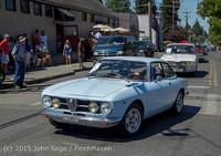 23878 Tom Stewart Memorial Car Parade 2015 071915
