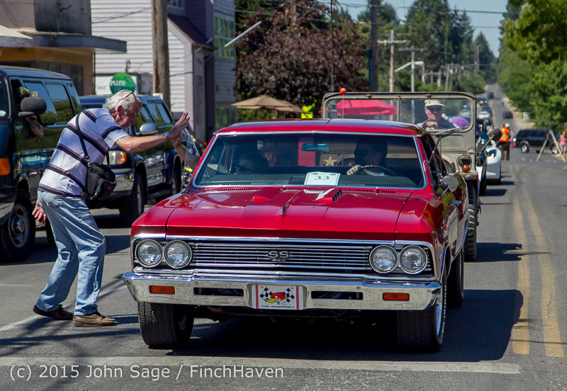 23883 Tom Stewart Memorial Car Parade 2015 071915