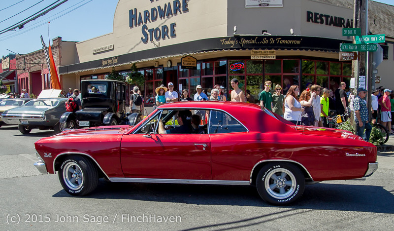 23890 Tom Stewart Memorial Car Parade 2015 071915