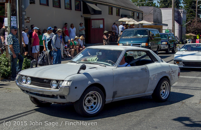 23909 Tom Stewart Memorial Car Parade 2015 071915