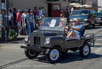 23916 Tom Stewart Memorial Car Parade 2015 071915