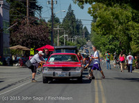 23925 Tom Stewart Memorial Car Parade 2015 071915