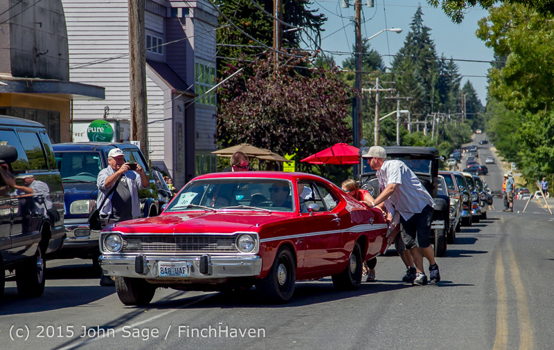 23932 Tom Stewart Memorial Car Parade 2015 071915
