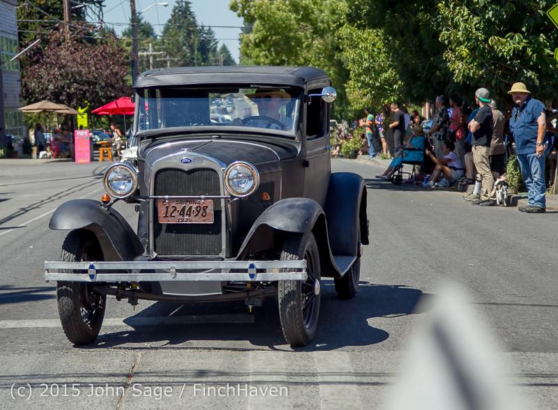23935 Tom Stewart Memorial Car Parade 2015 071915