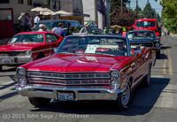 23963 Tom Stewart Memorial Car Parade 2015 071915