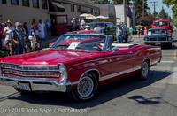 23964 Tom Stewart Memorial Car Parade 2015 071915