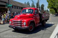 23973 Tom Stewart Memorial Car Parade 2015 071915