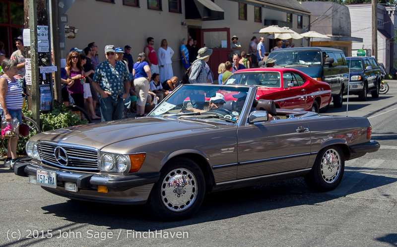 23976 Tom Stewart Memorial Car Parade 2015 071915