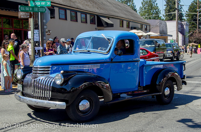 23985 Tom Stewart Memorial Car Parade 2015 071915