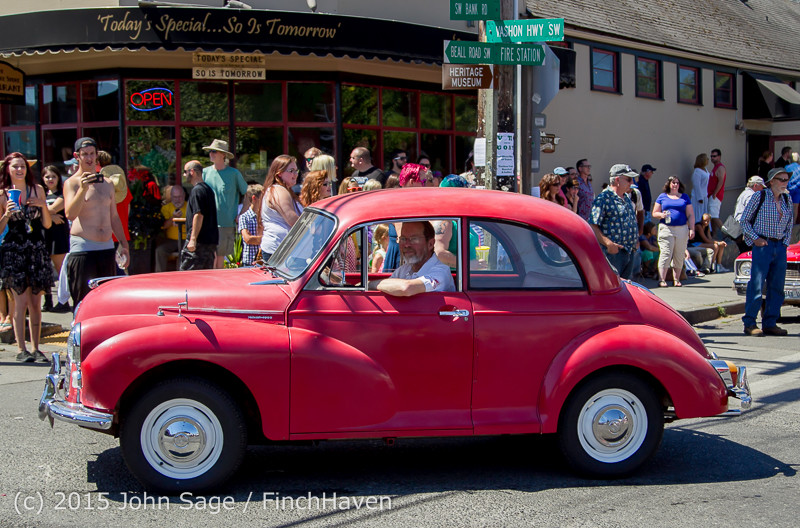 23995 Tom Stewart Memorial Car Parade 2015 071915
