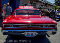 24003 Tom Stewart Memorial Car Parade 2015 071915
