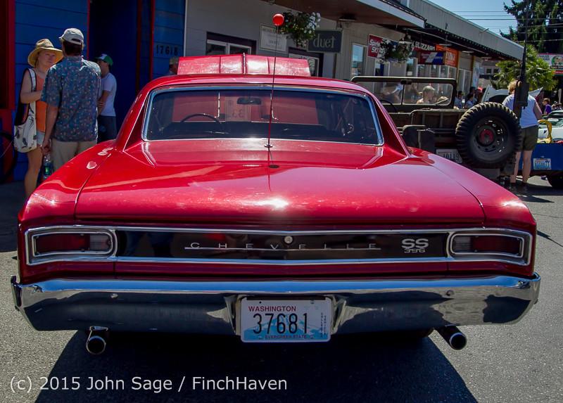 24003 Tom Stewart Memorial Car Parade 2015 071915
