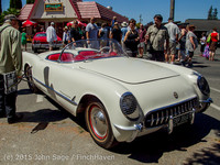 24025 Tom Stewart Memorial Car Parade 2015 071915