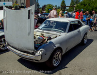 24045 Tom Stewart Memorial Car Parade 2015 071915