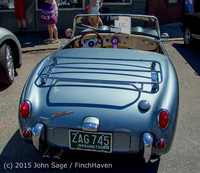 24069 Tom Stewart Memorial Car Parade 2015 071915
