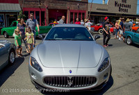 24073 Tom Stewart Memorial Car Parade 2015 071915