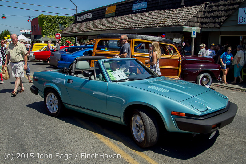 24082 Tom Stewart Memorial Car Parade 2015 071915