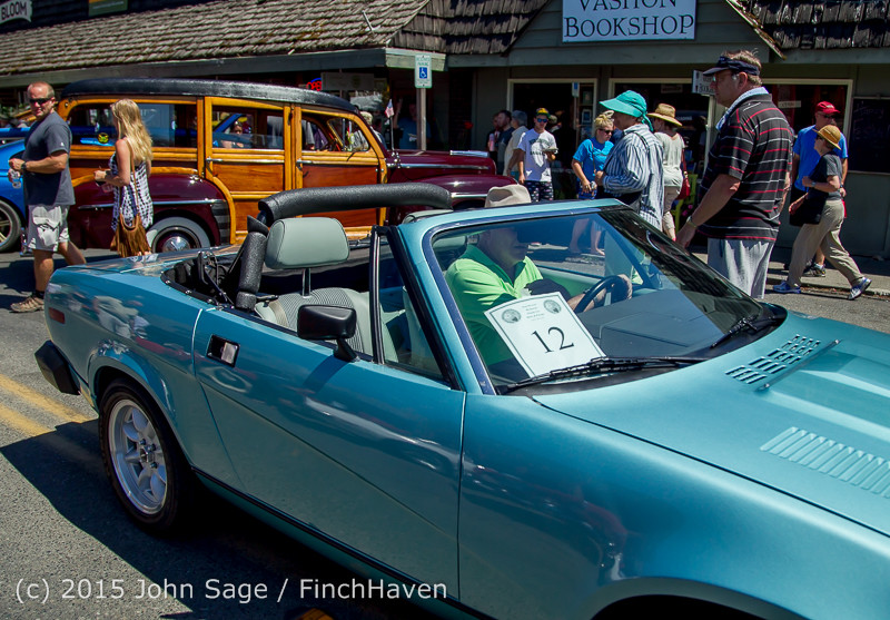 24083 Tom Stewart Memorial Car Parade 2015 071915