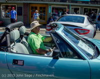 24084 Tom Stewart Memorial Car Parade 2015 071915